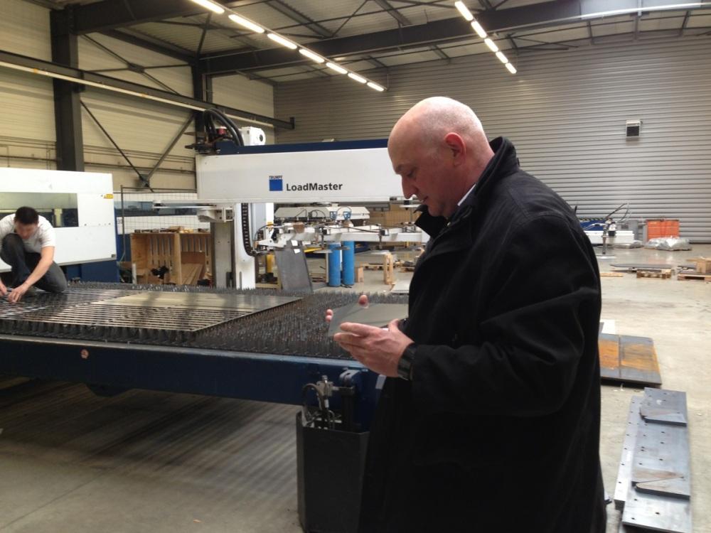 Philippe + lasercutting
