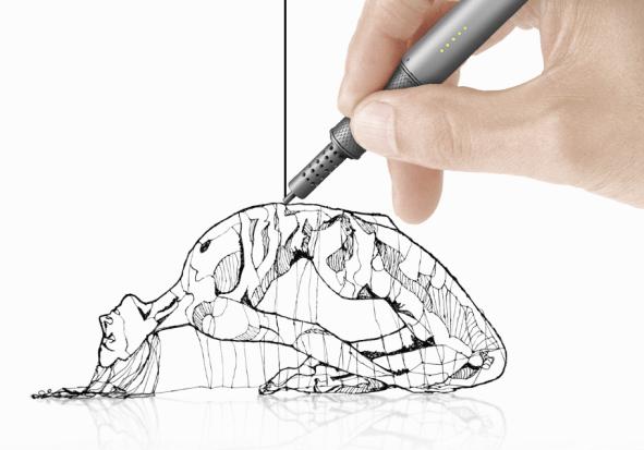 lixpen 3d pen 2