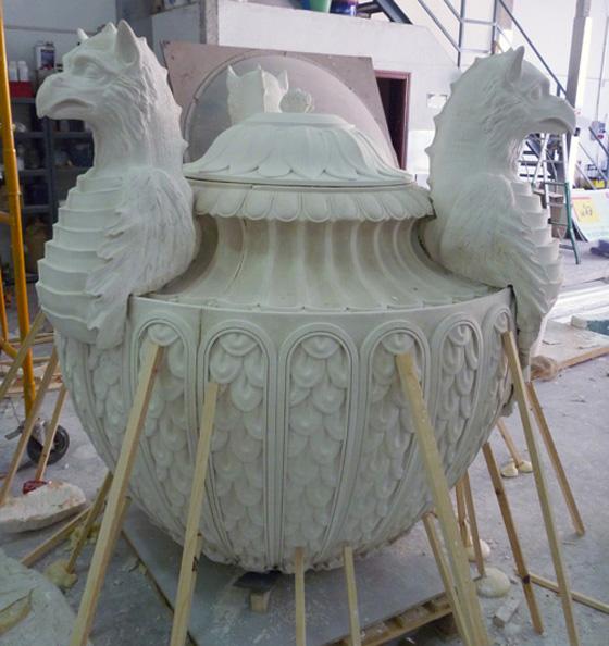 piranesi  vaso grande