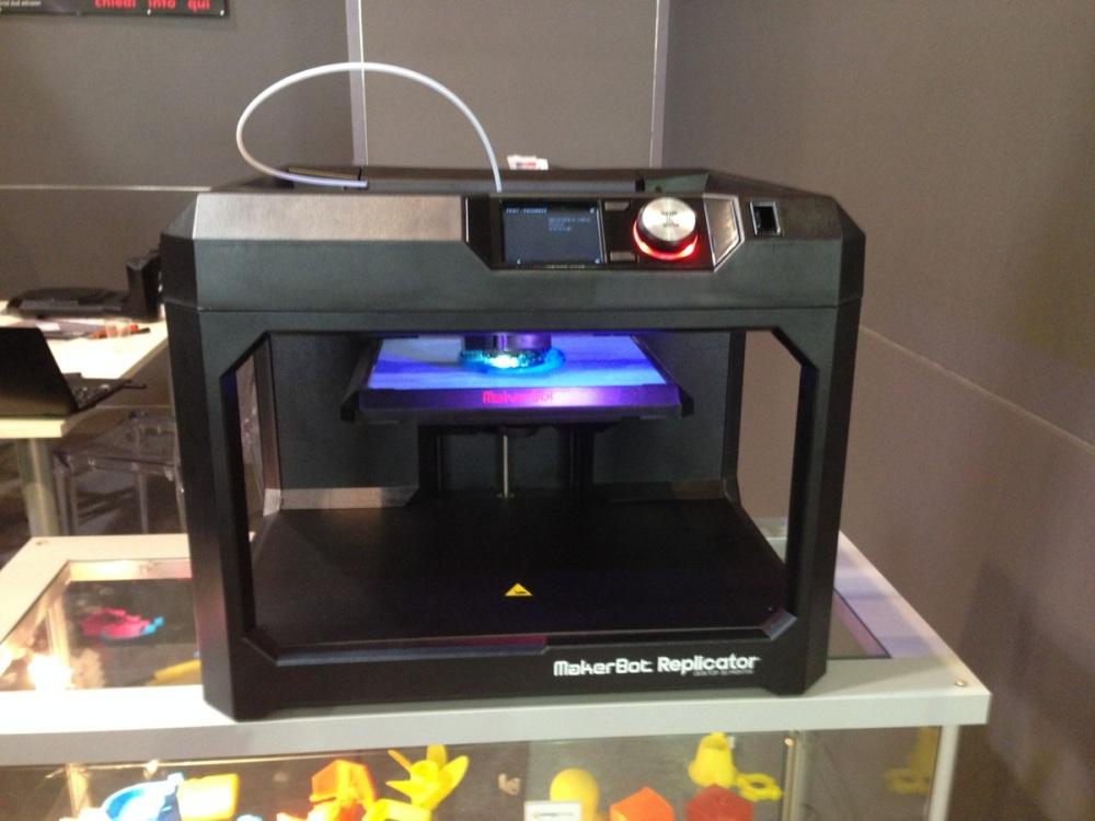 Stratasys Makerbot
