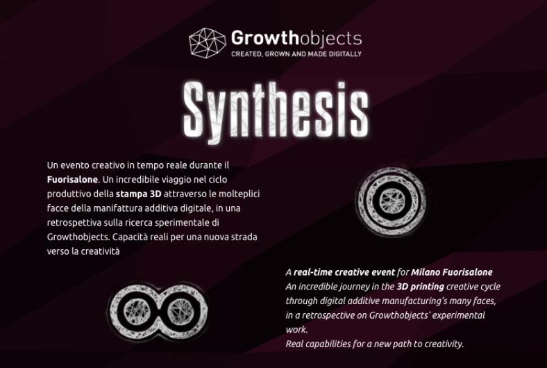 Synthesis Milano 2014
