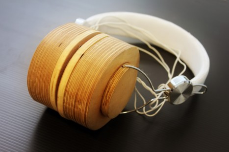 headphones prototypes