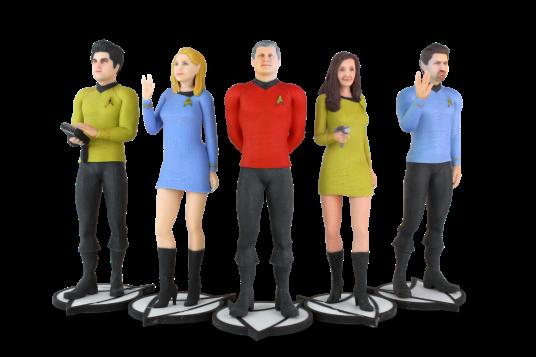 personaggi_star_trek_3D