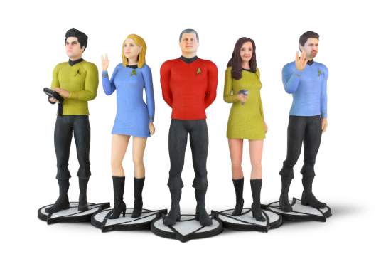 personaggi_star_trek_3D