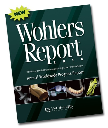 wohlers report 2014