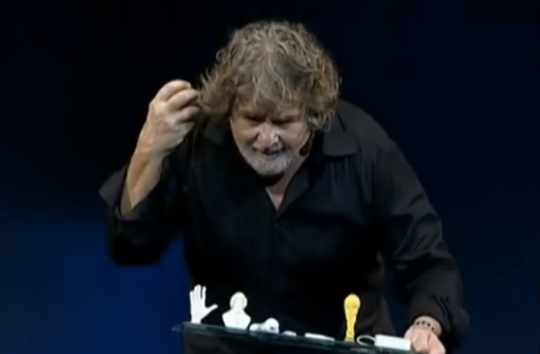 beppe grillo stampa 3D 01