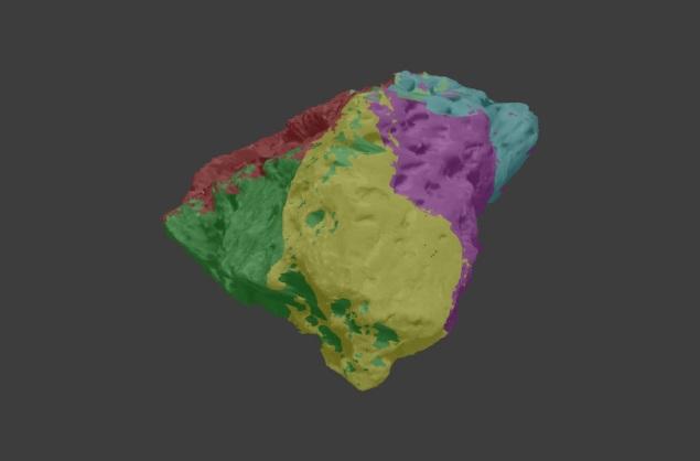 digital_model_Block Island_3D_rock
