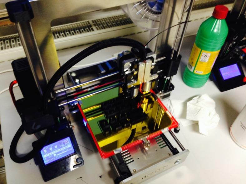 stampante 3d reprap