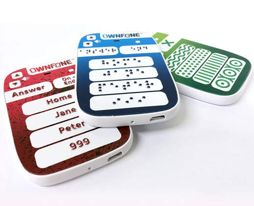 Braille-Phone
