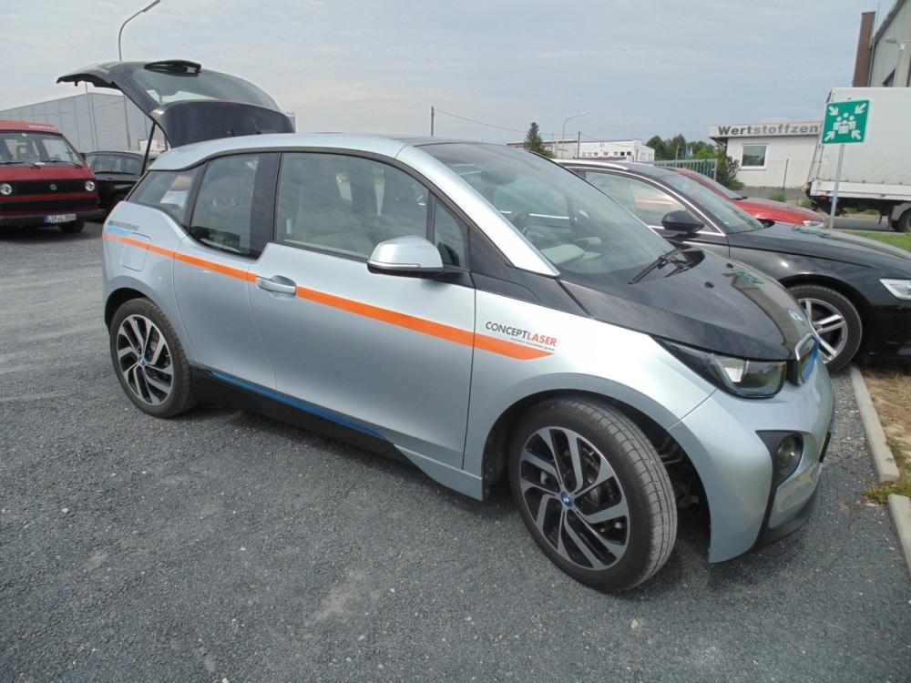 BMW - concept laser