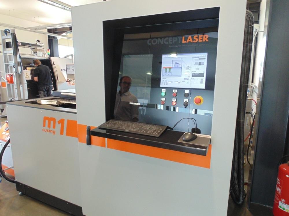 m1 cusing - concept laser
