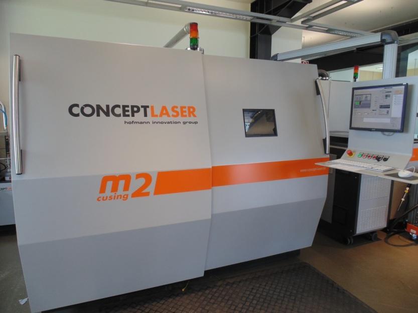 m2 cusing - concept laser