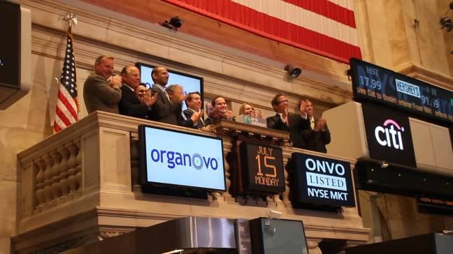 organovo IPO