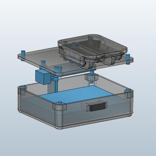 trinket box 3d printing