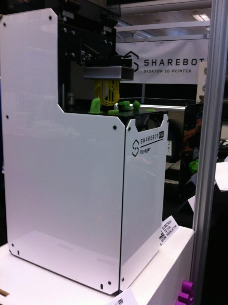 DLP sharebot 2