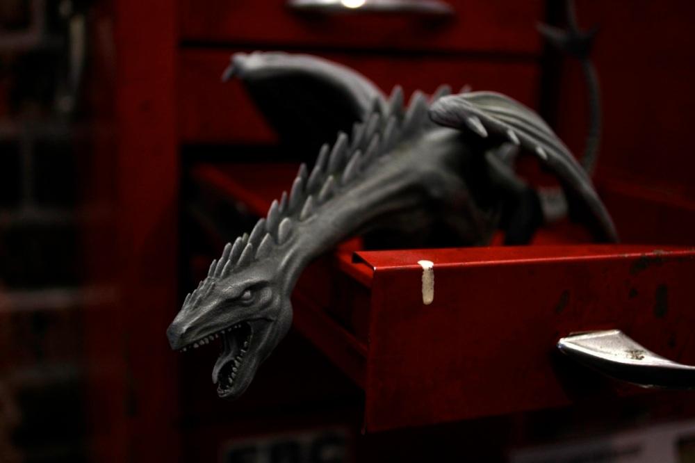 giocattoli drago