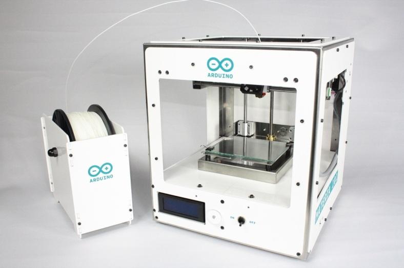 sharebot arduino materia03 - Desarrollando una impresora 3D en Arduino