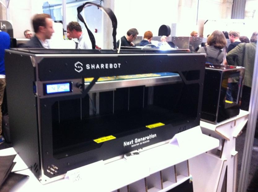 XXL sharebot