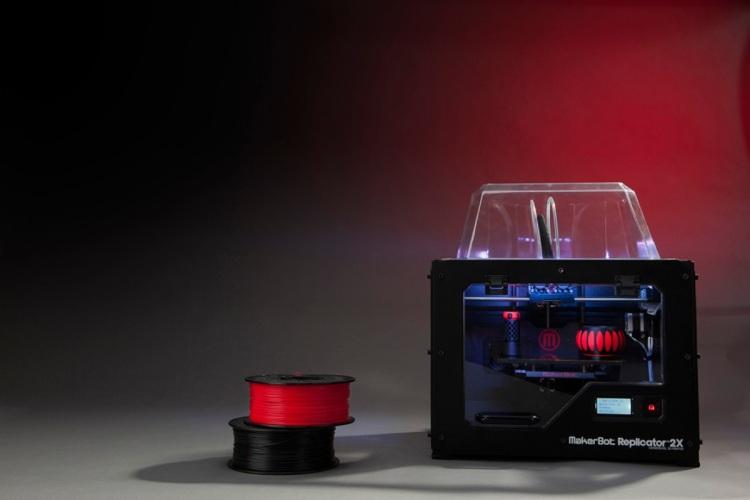 2.3.1c - FDM - MakerBot - Repicator 2X