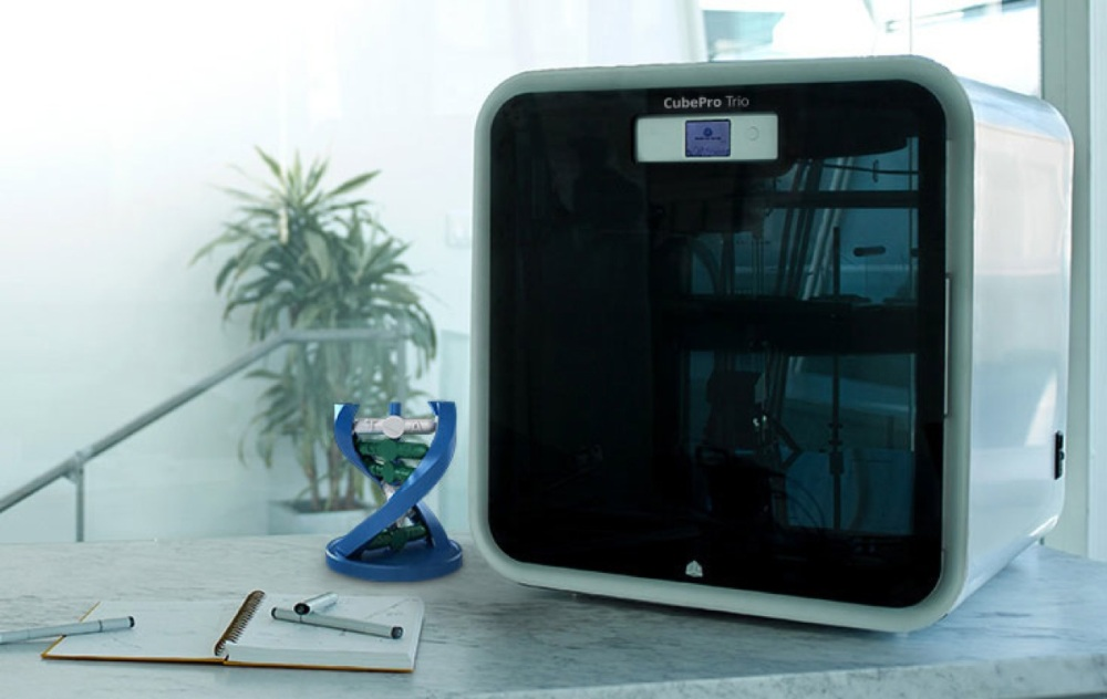 2.3.3c - CJP - 3D Systems - CubePro