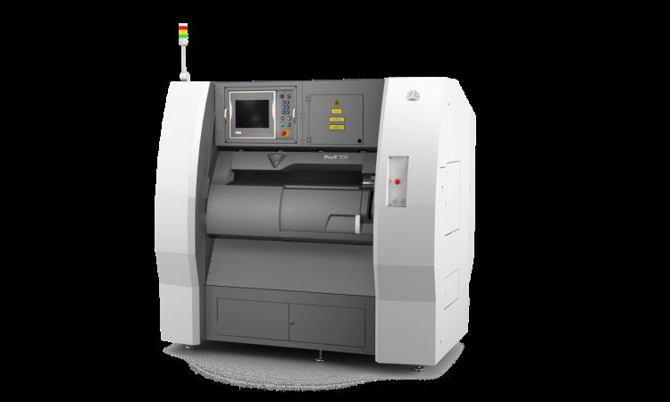 2.5.1b - DMLS - 3D Systems - ProX 300