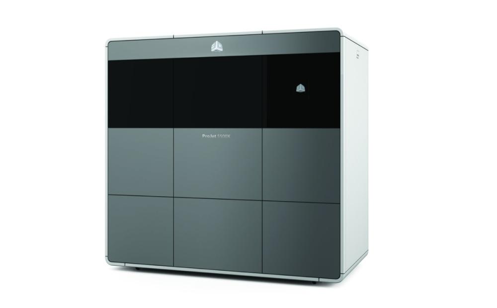 2.6.2a - MJP - 3D Systems ProJet 5500X