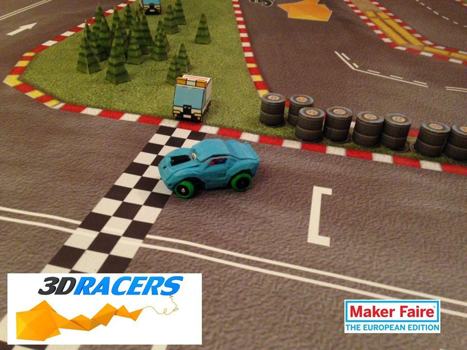 3D Racers3