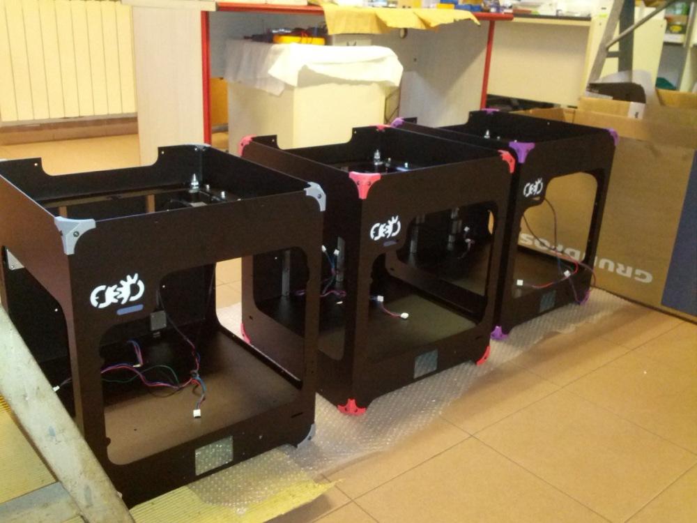 Bad Printer production