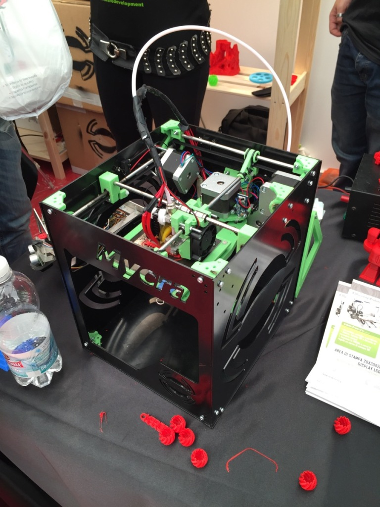 Mycra 3D printer