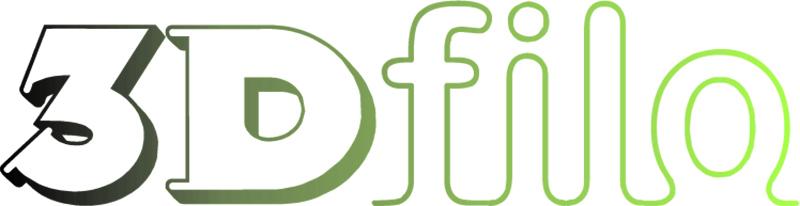 3d filo logo banner il replicatore 0