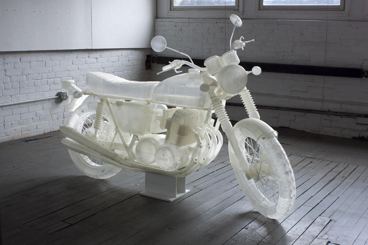 Ultimaker Honda CB 1