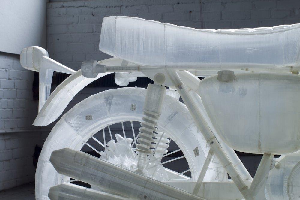 Ultimaker Honda CB 2