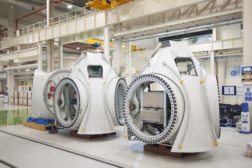 Wind Turbine Hub Assembly