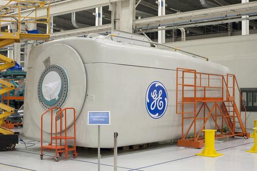 Wind Turbine Head Assembly