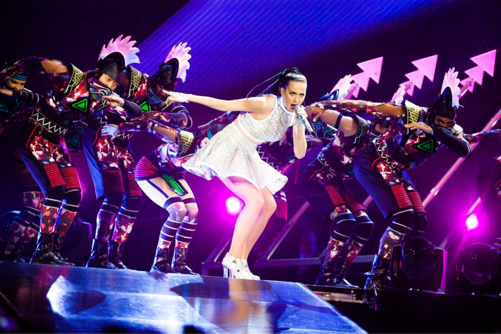 Katy Perry stampa 3D