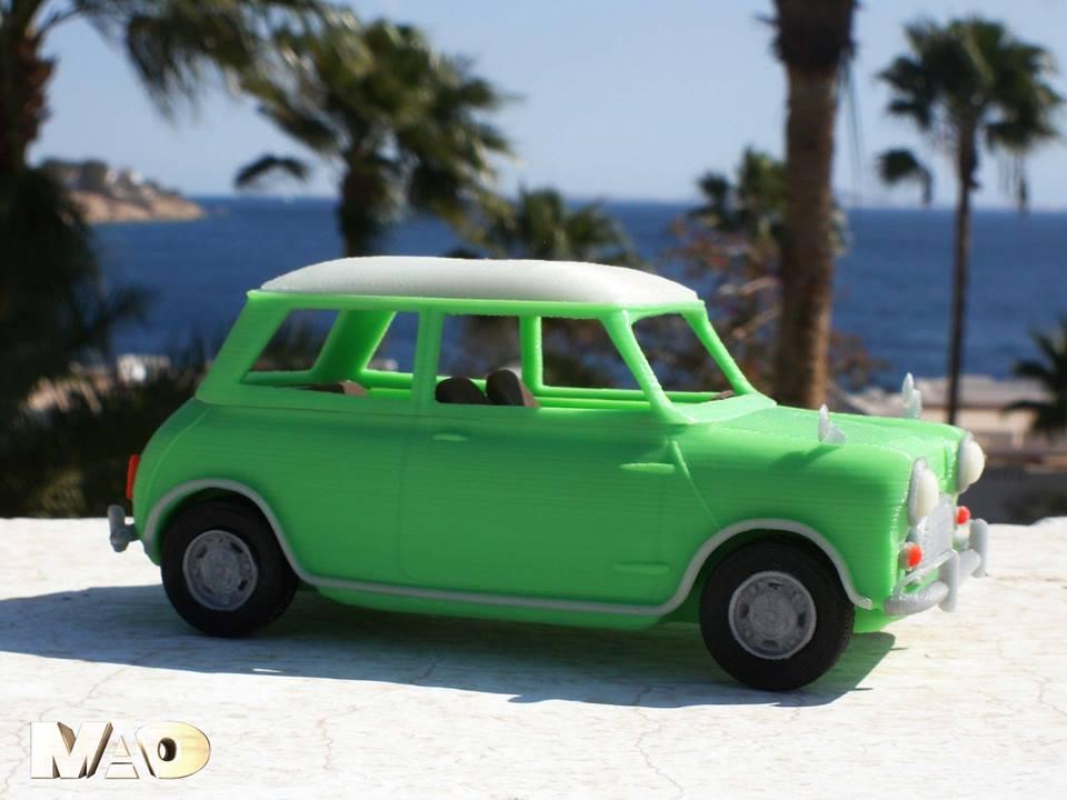 Mao 2CV Mini Cooper3