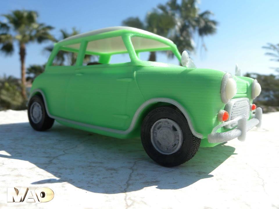 Mao 2CV Mini Cooper4