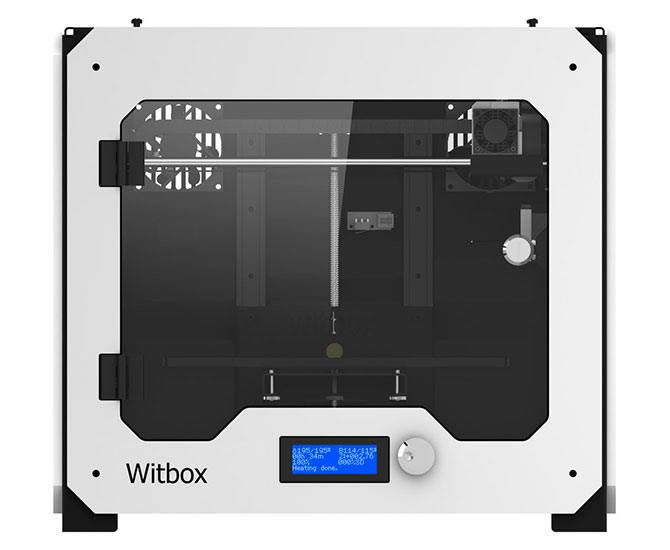 14 witbox 3d printer