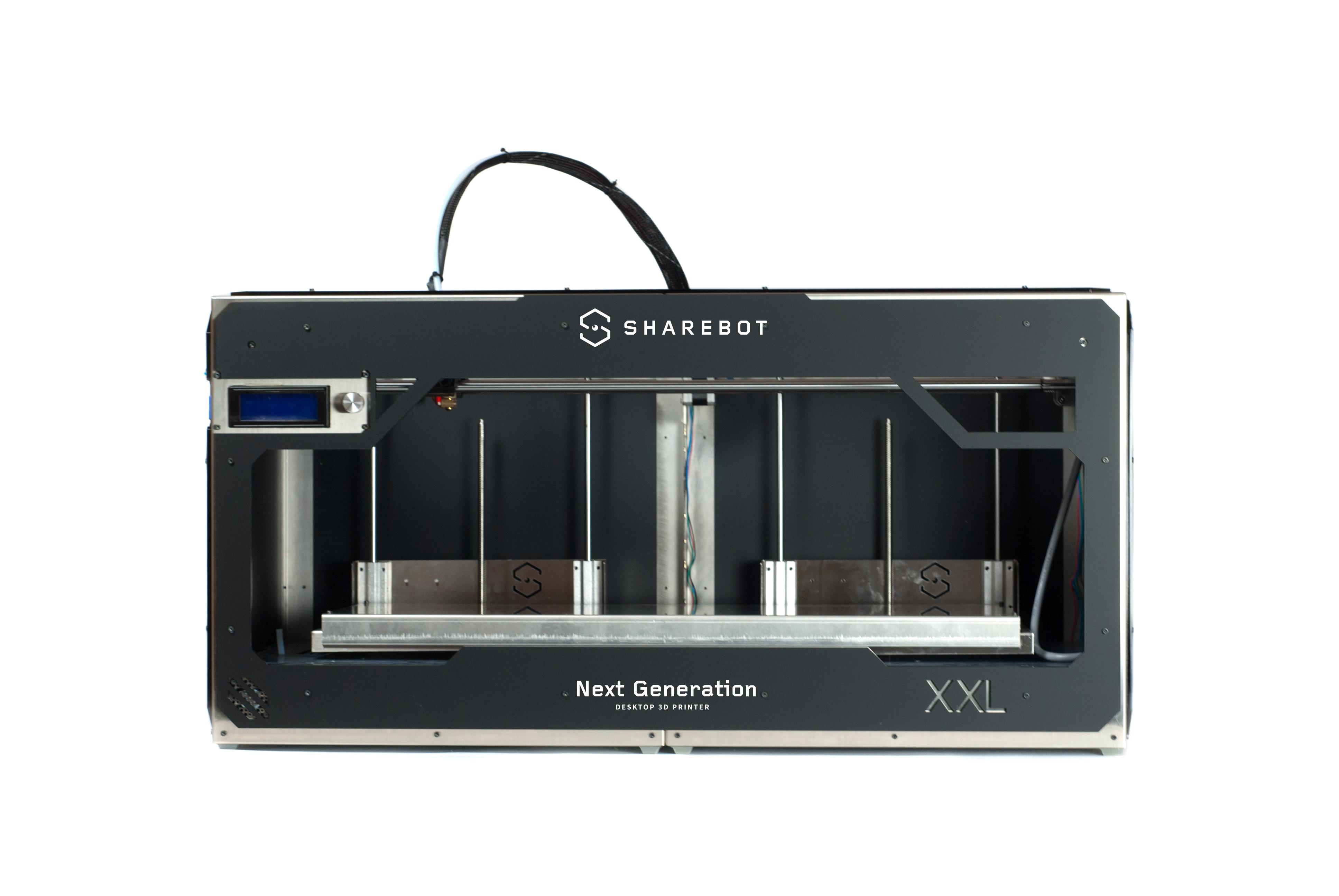2 Sharebot XXL