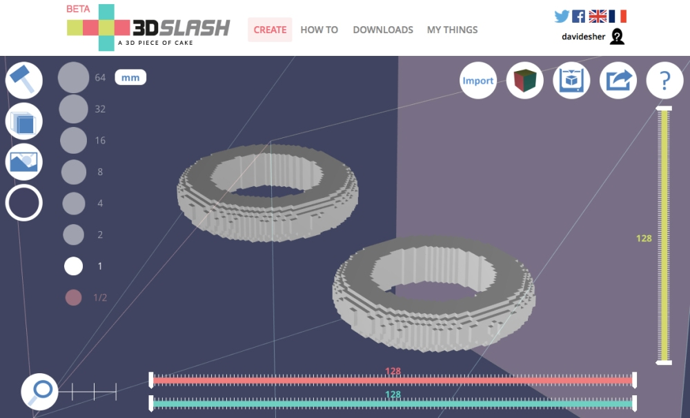 3D-slash-import