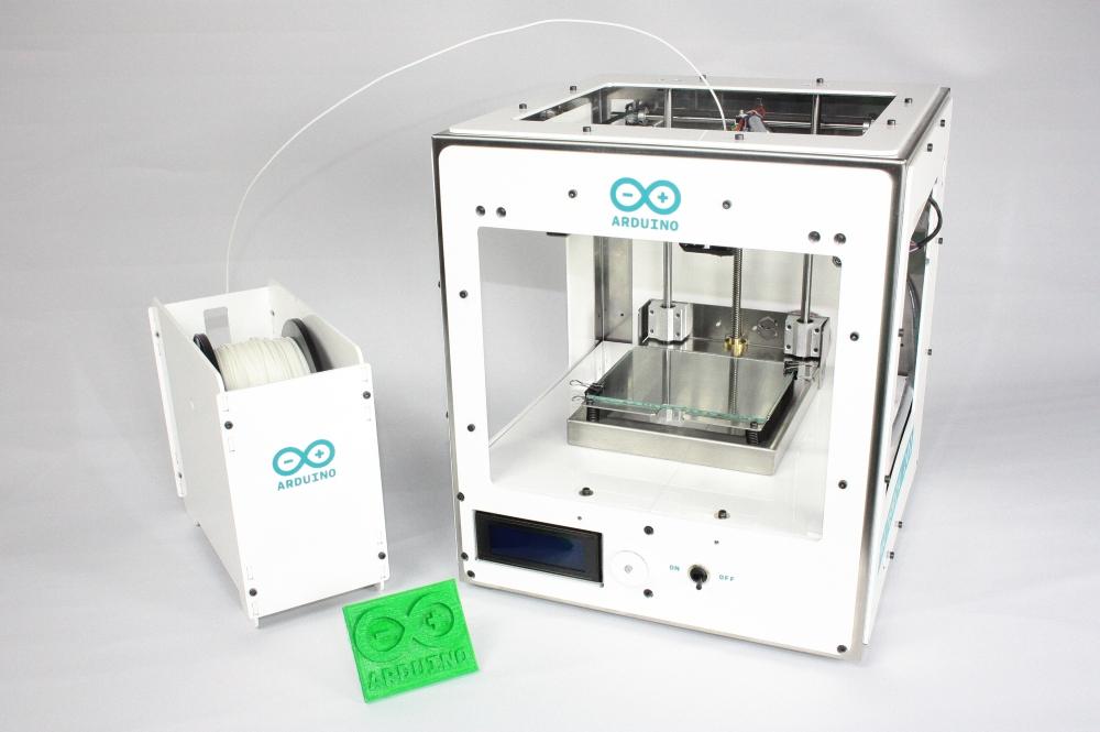 4 Sharebot - Arduino - Materia