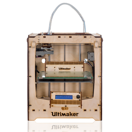 feature ultimaker oriiginal+ 3d pritner