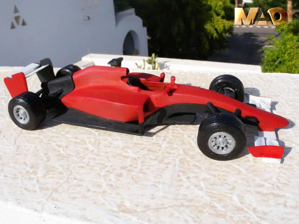 Ferrari F1 20153
