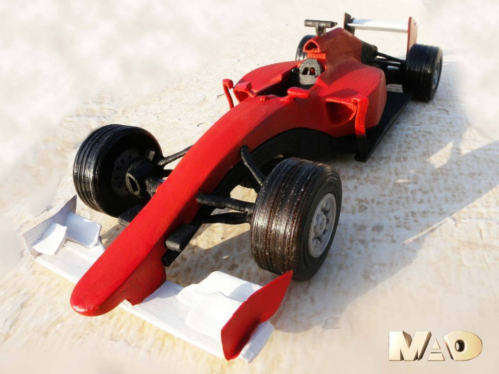 Ferrari F1 20154