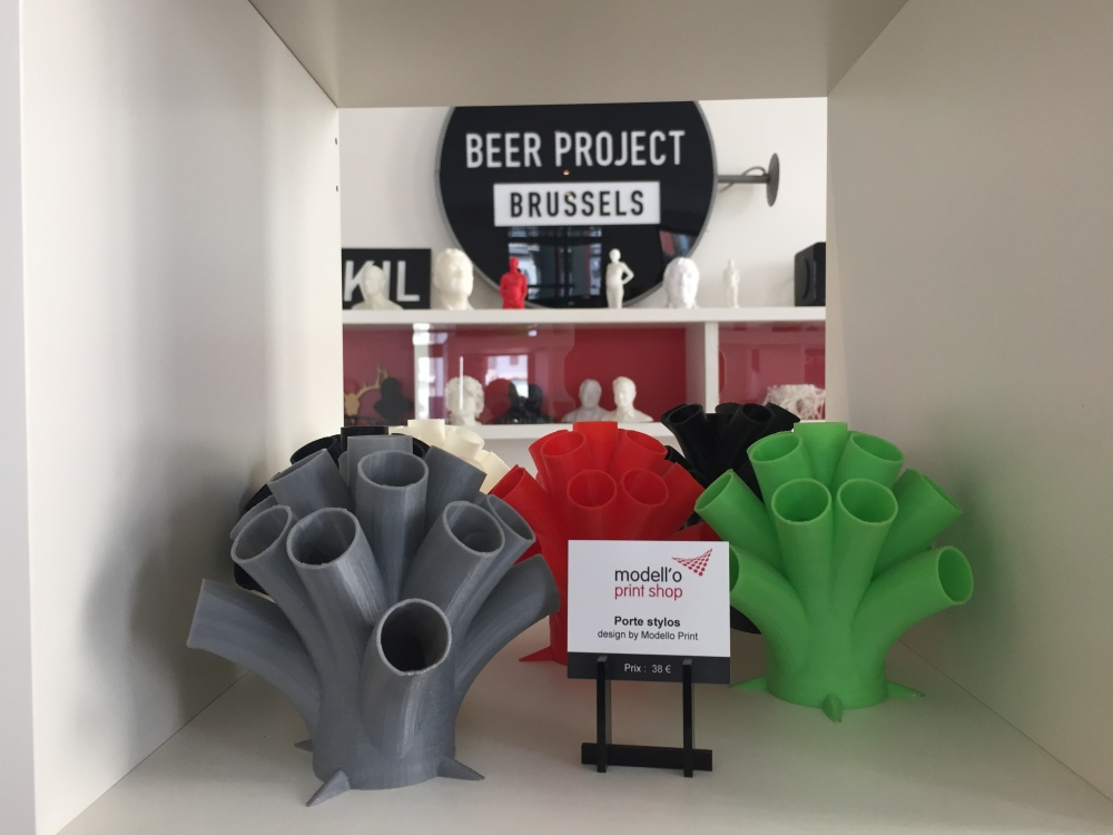 Modell'o 3D Print Shop18